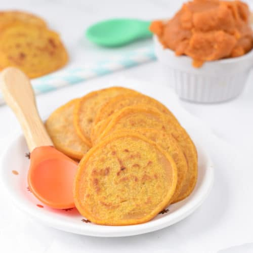 Baby Pumpkin Pancakes