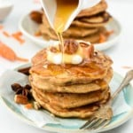Carrot Cake Pancakes Recipe Healthy
