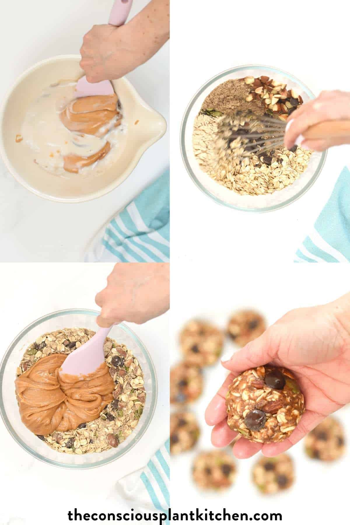 How to make No Bake Lactation Cookies (1)