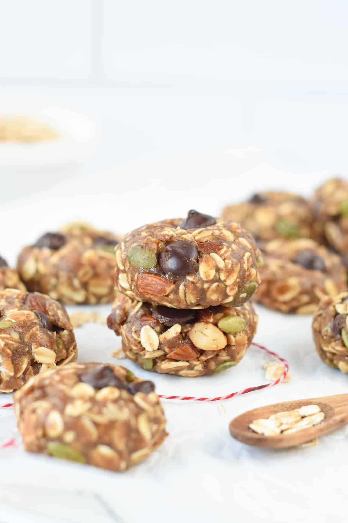 No Bake Lactation Cookie Recipe