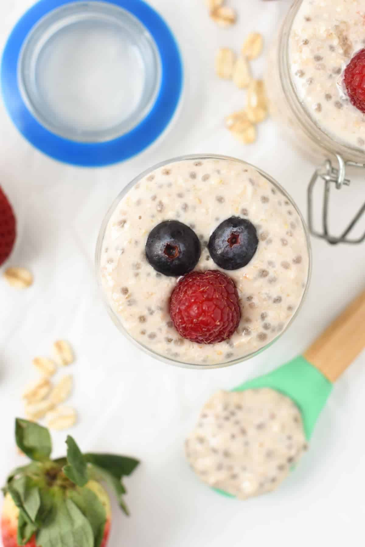 Overnight Oats for Babies