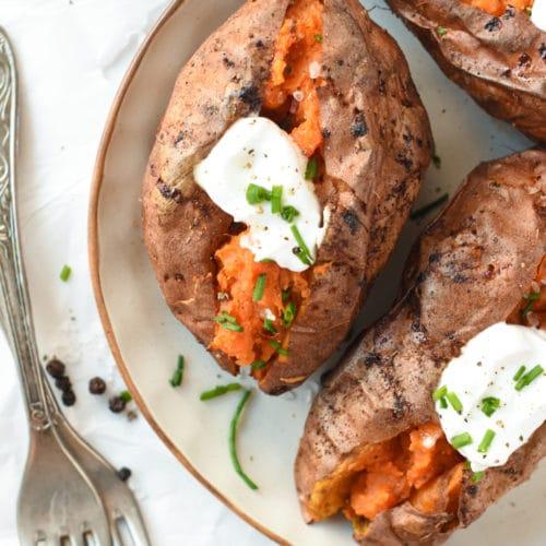 Sweet Potatoes in Sweet Potatoes in Air Fryer-4Air Fryer-4