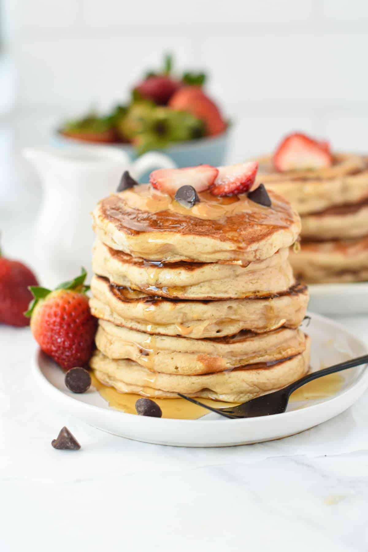 Vegan Protein Pancake recipe