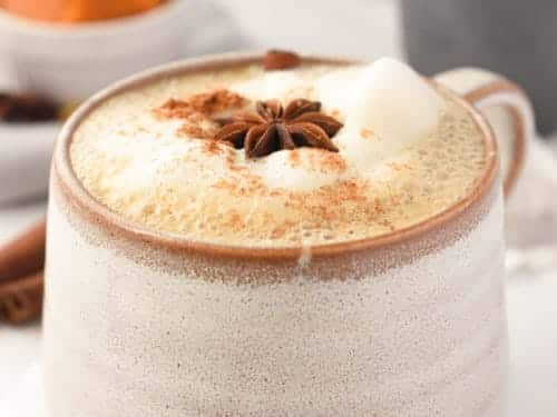 Chai Spice Latte