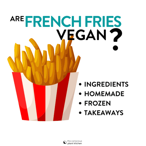 Are French Fries Vegan