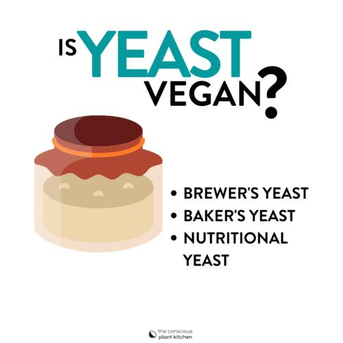 Is Yeast Vegan?
